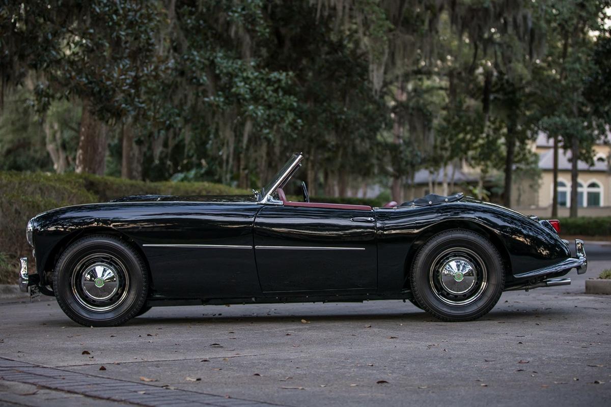1954 swallow doretti roadster 8