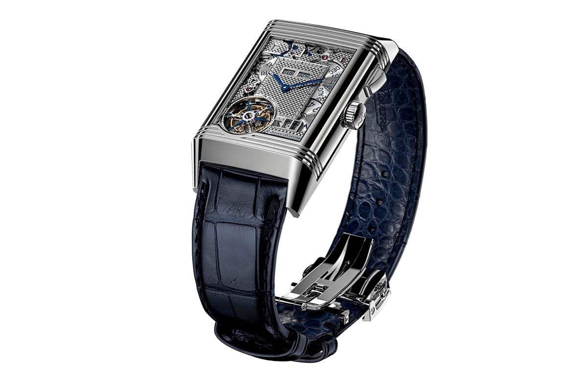2 jaeger lecoultre reverso hybris mechanica calibre 185 watch