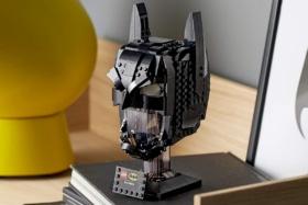 2 lego batman cowl building set