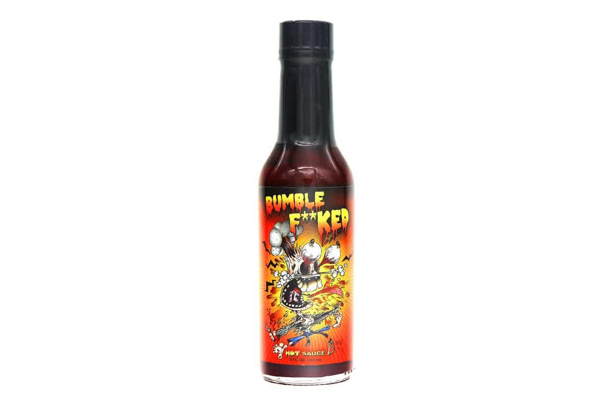 Bumble Foot's Hot Sauce