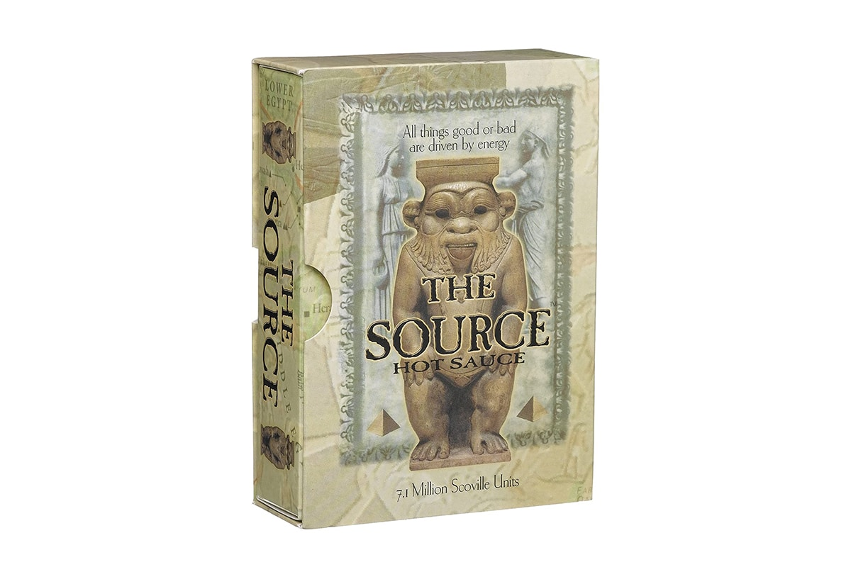 The Source Hot Sauce