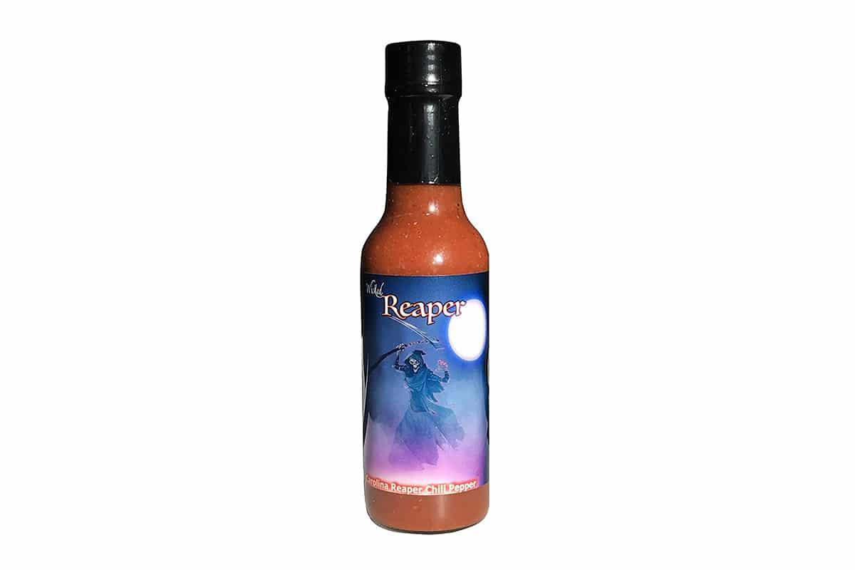 hot sauce wicked reaper