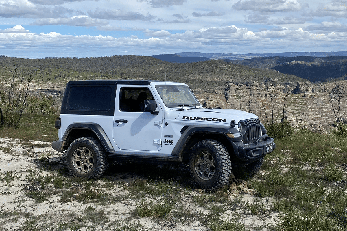 2020 jeep wrangler rubicon recon at the lost city lithgow