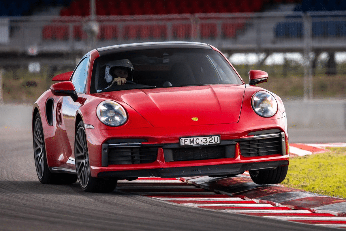 2021 porsche 911 turbo review on track 1