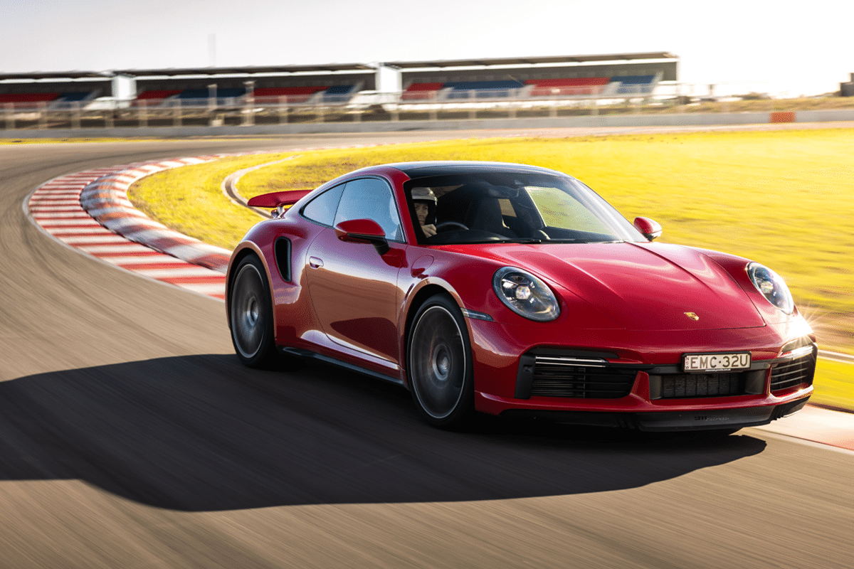 2021 porsche 911 turbo review on track 2 1