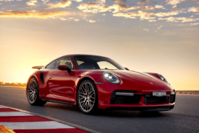 2021 porsche 911 turbo review on track