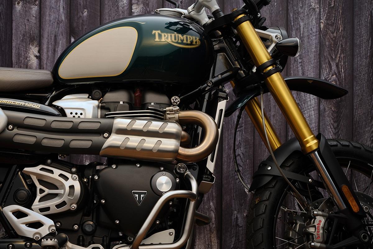 2021 triumph scrambler 1200 steve mcqueen motorcycle 8