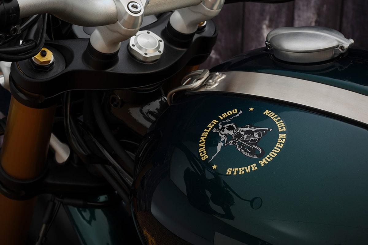 2021 triumph scrambler 1200 steve mcqueen motorcycle 9
