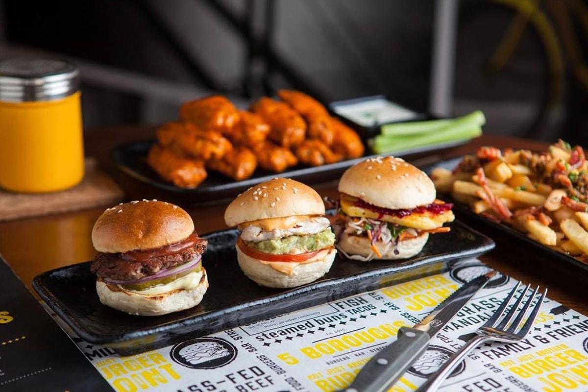 5 boroughs burgers