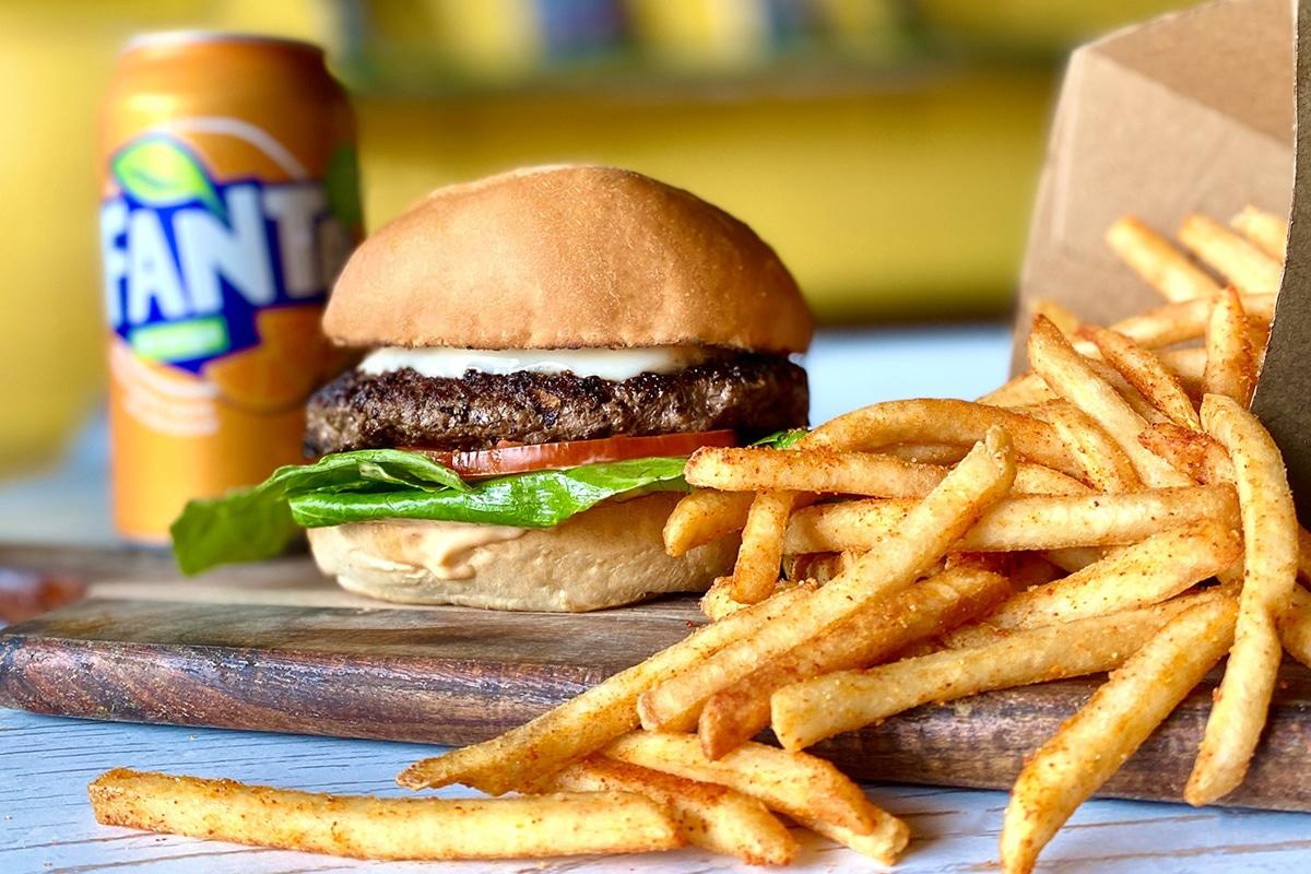 getta burger