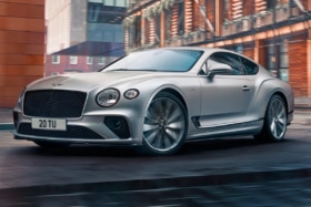 4 bentley continental gt speed