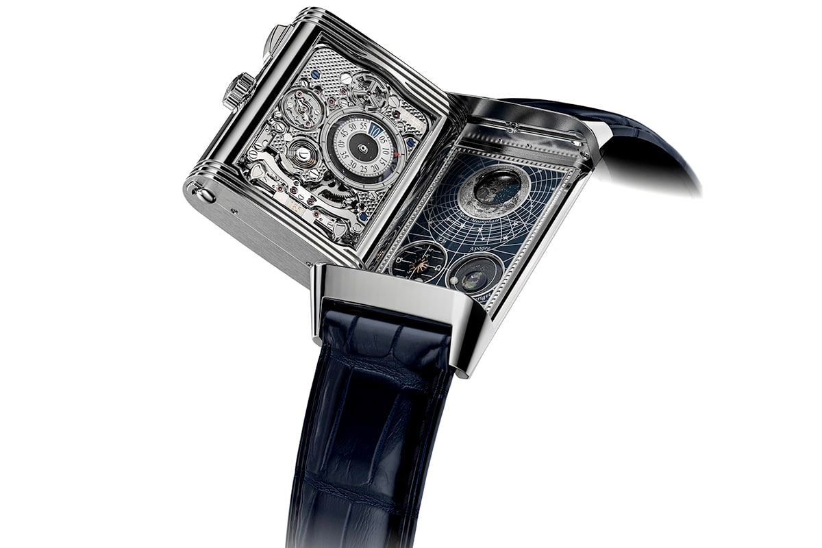 4 jaeger lecoultre reverso hybris mechanica calibre 185 watch