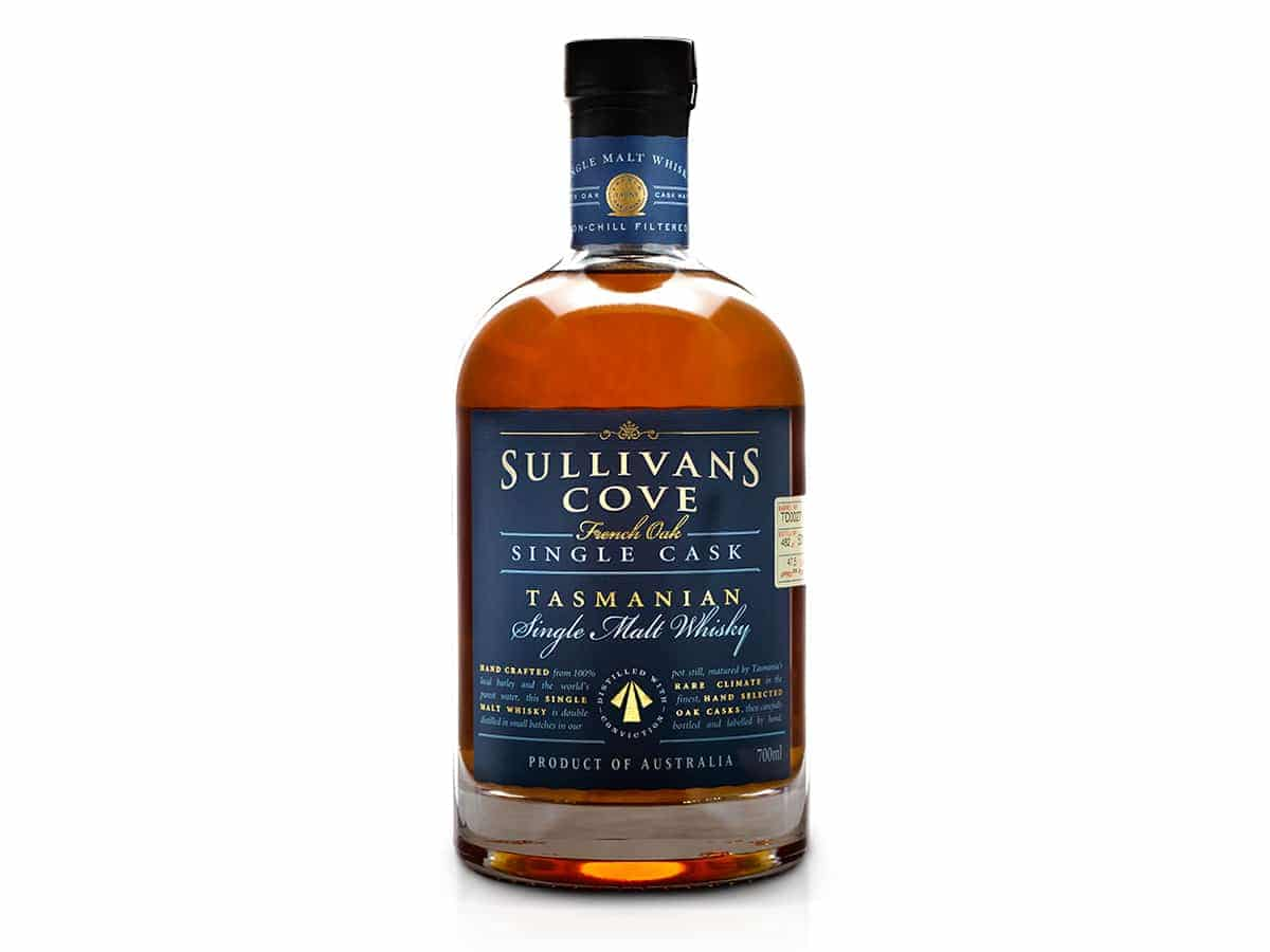 Sullivan's Cove French Oak Cask