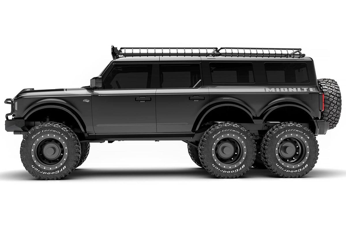 6 wheel 2021 ford bronco 3