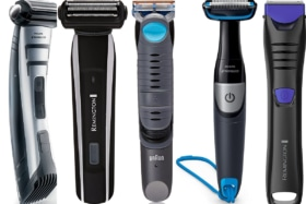 Best body groomers trimmers for manscaping