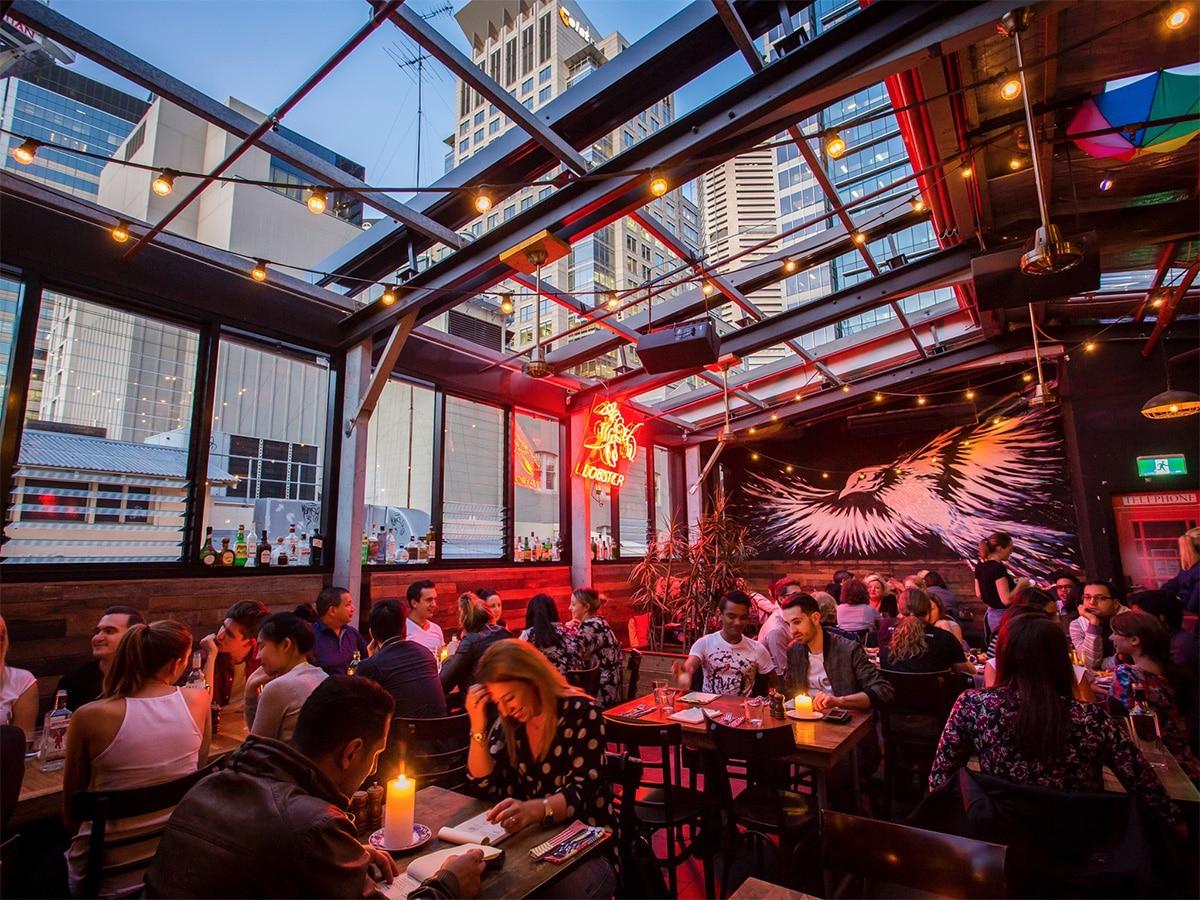 Best gin bars in sydney 3
