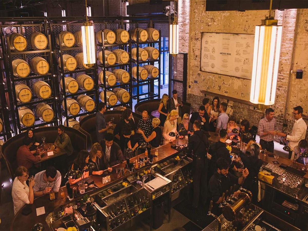 Best gin bars in sydney 5