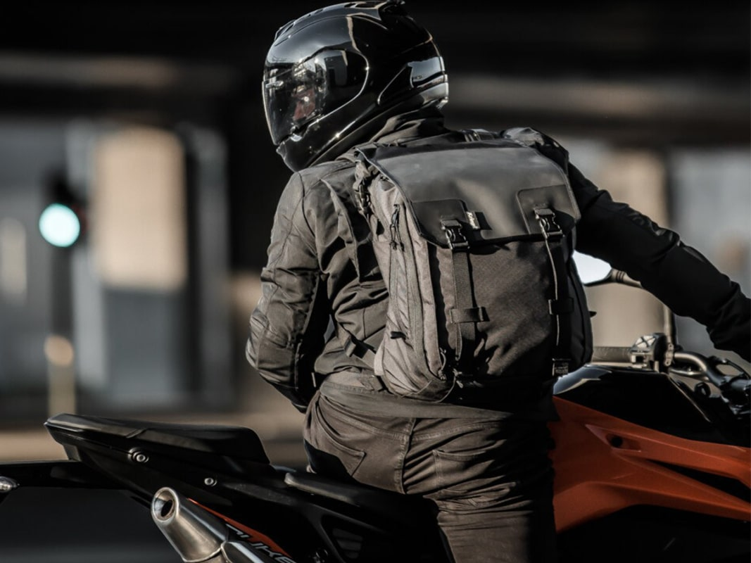 Best motorcycle backpacks for the daily commute