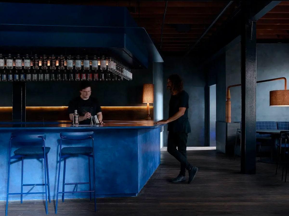 Four pillars gin lab