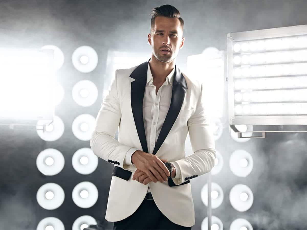10 Men's Cocktail Cocktail Dress Code Images & Inspiration
