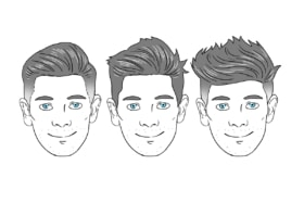 How to choose a hairstyle for your face shape