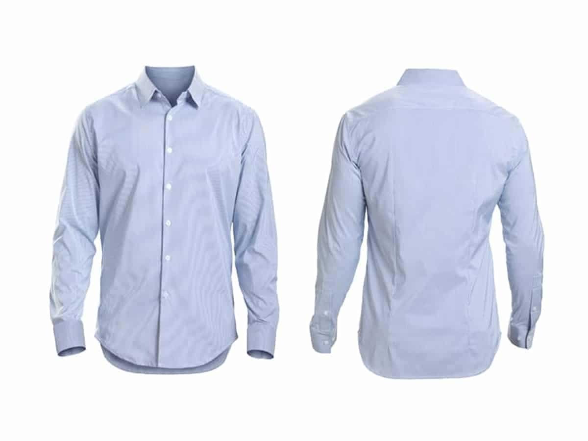 Archive Dress Shirt - Ministry of Supply