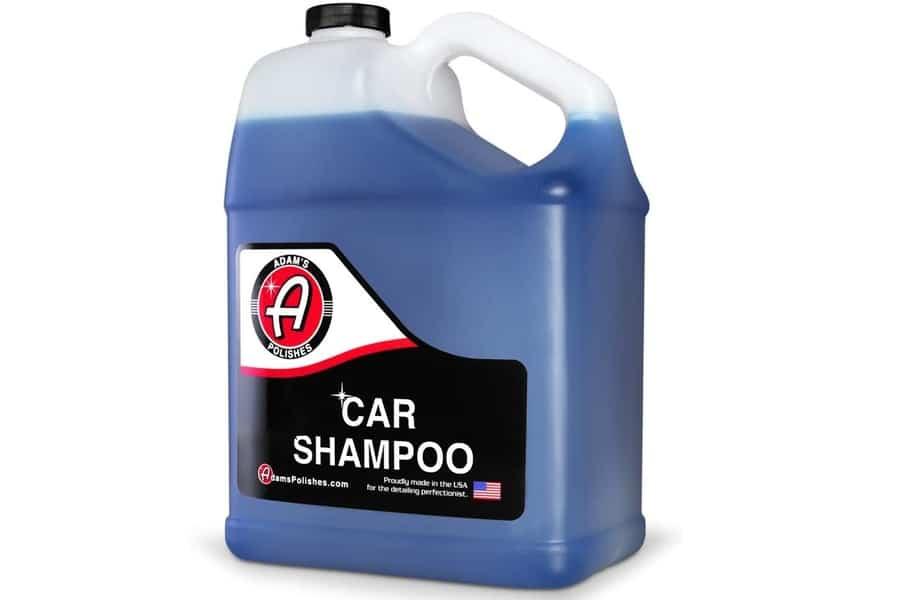 Adam's Car Shampoo