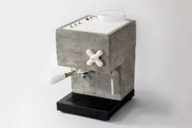 Anza concrete coffee machine 4