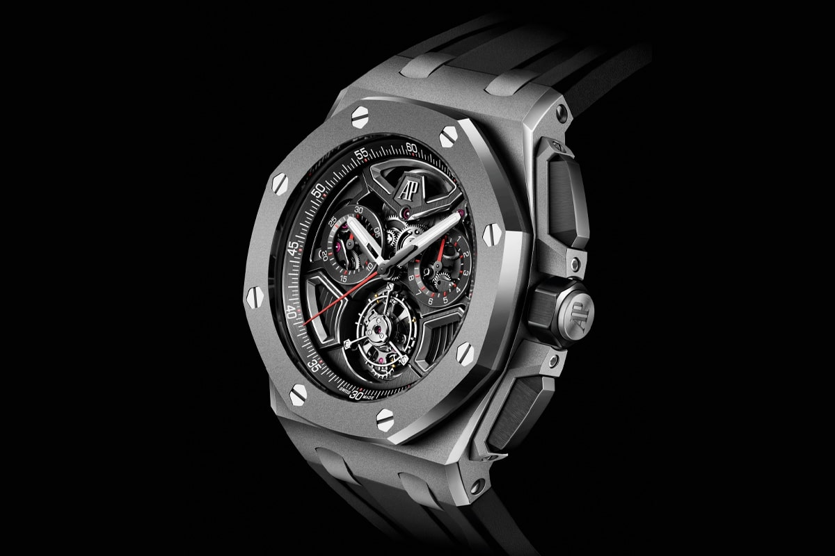 Audemars piguet royal oak offshore 43 flyback chronograph