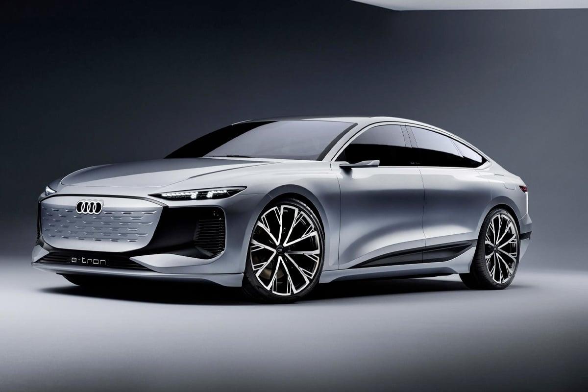 Audi a6 e tron concept 2