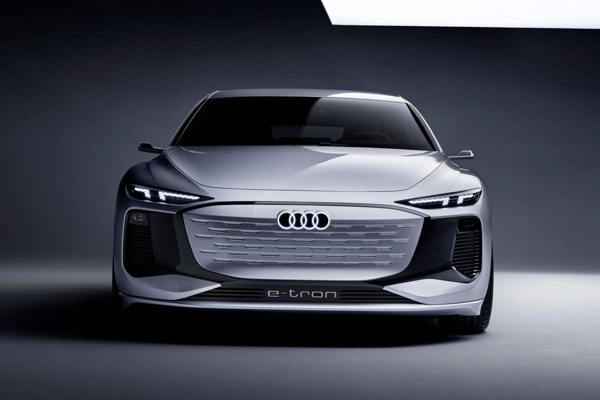 Audi a6 e tron concept 3