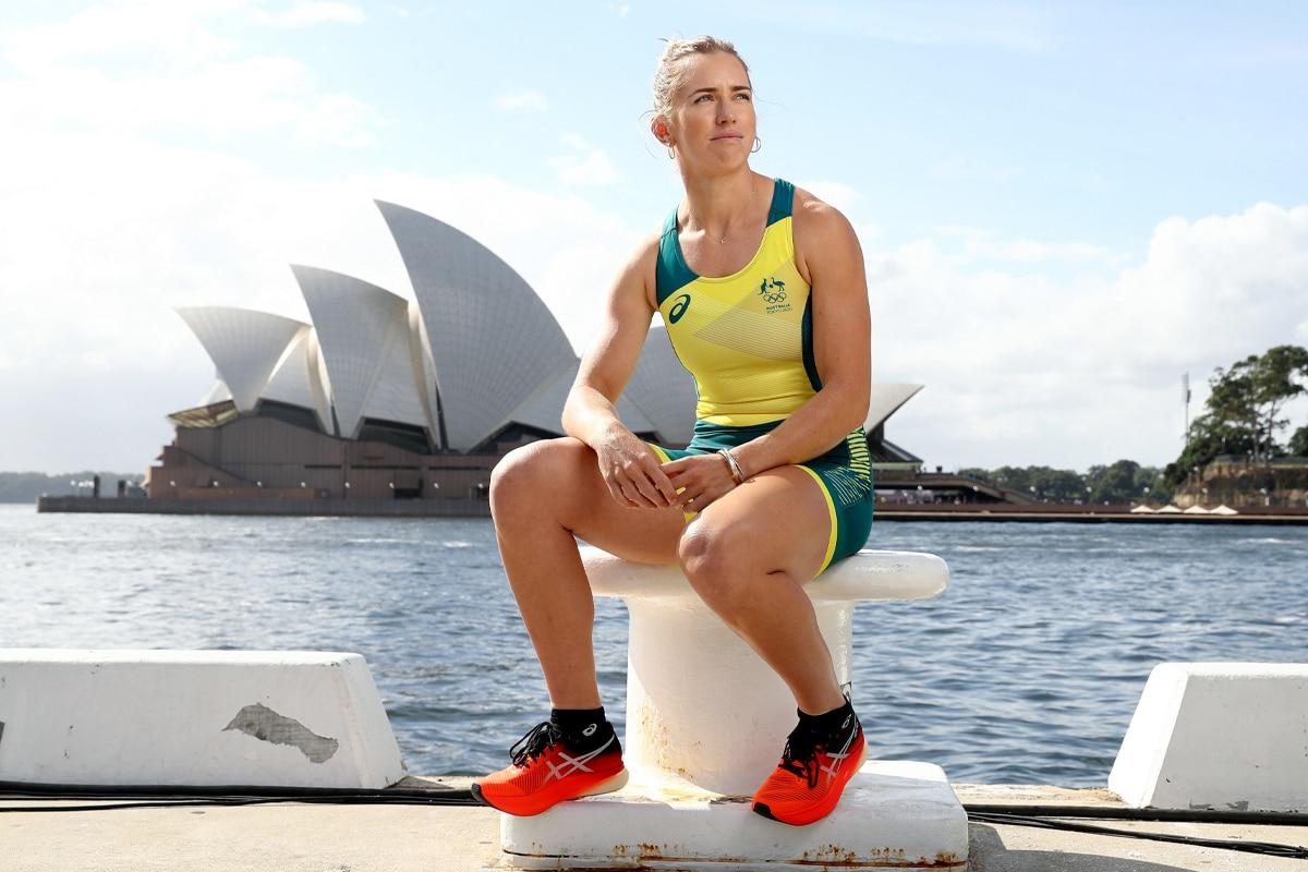 Australian olympic uniforms 1