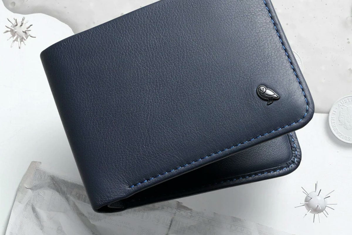 Bellroy v block wallet