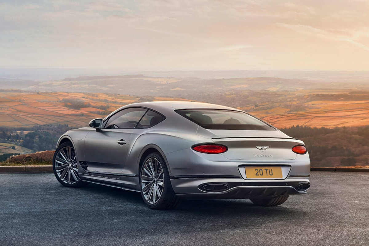 Bentley continental gt coupe 2
