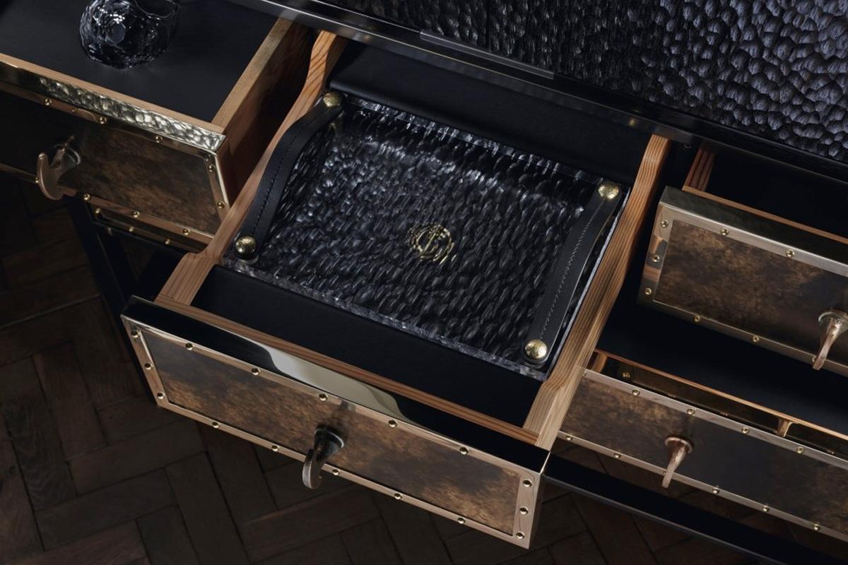 Black bowmore archive cabinet 3