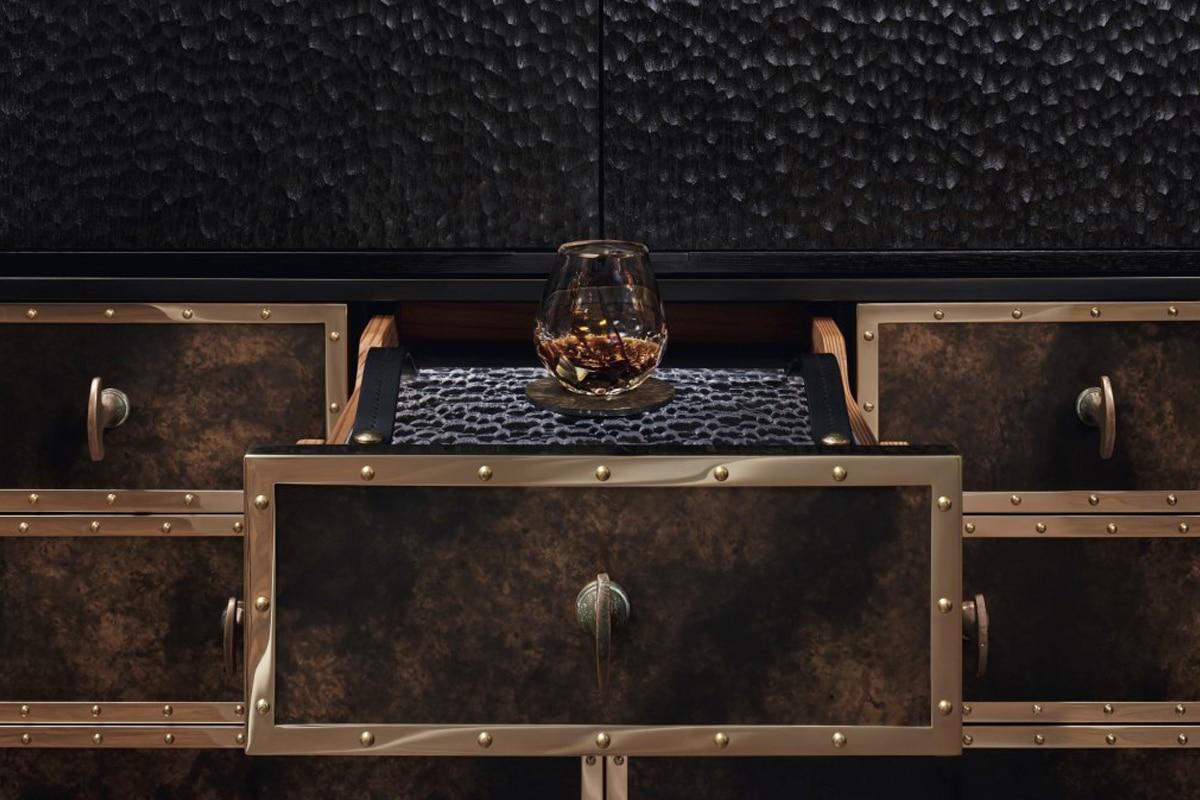 Black bowmore archive cabinet 4