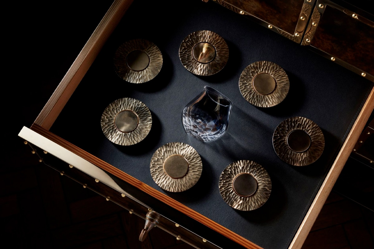 Black bowmore archive cabinet 7