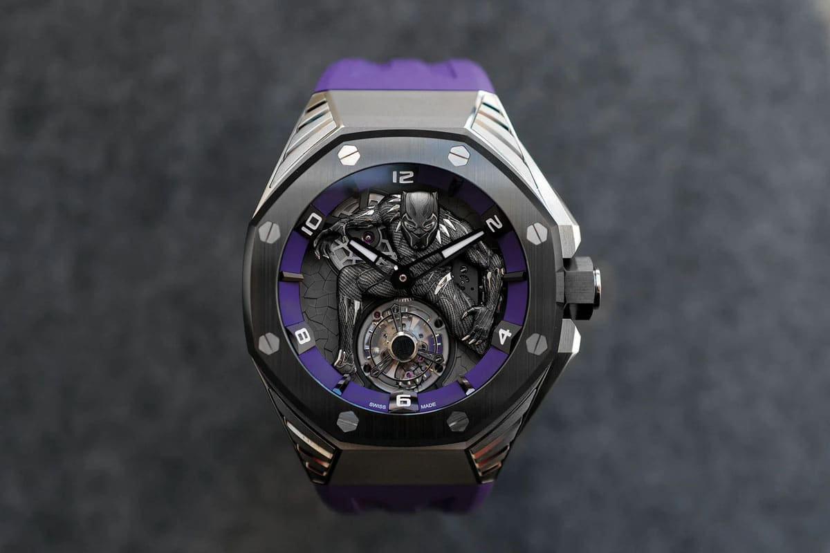Black panther ap 4