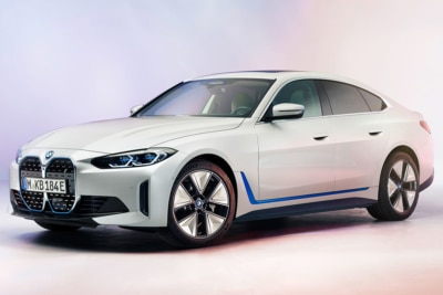 2022 BMW i4 is the First-Ever All-Electric Gran Coupe