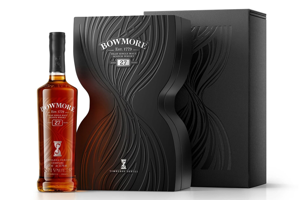 Bowmore timeless collection 2