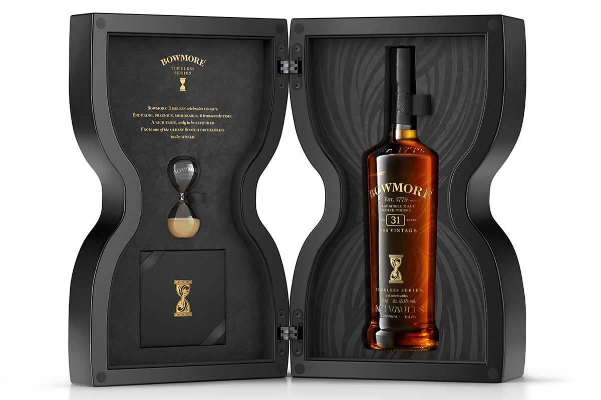 Bowmore timeless collection 3