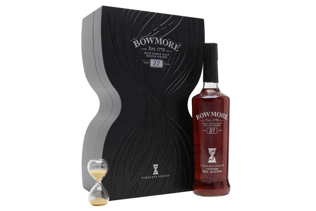 Bowmore timeless collection 7