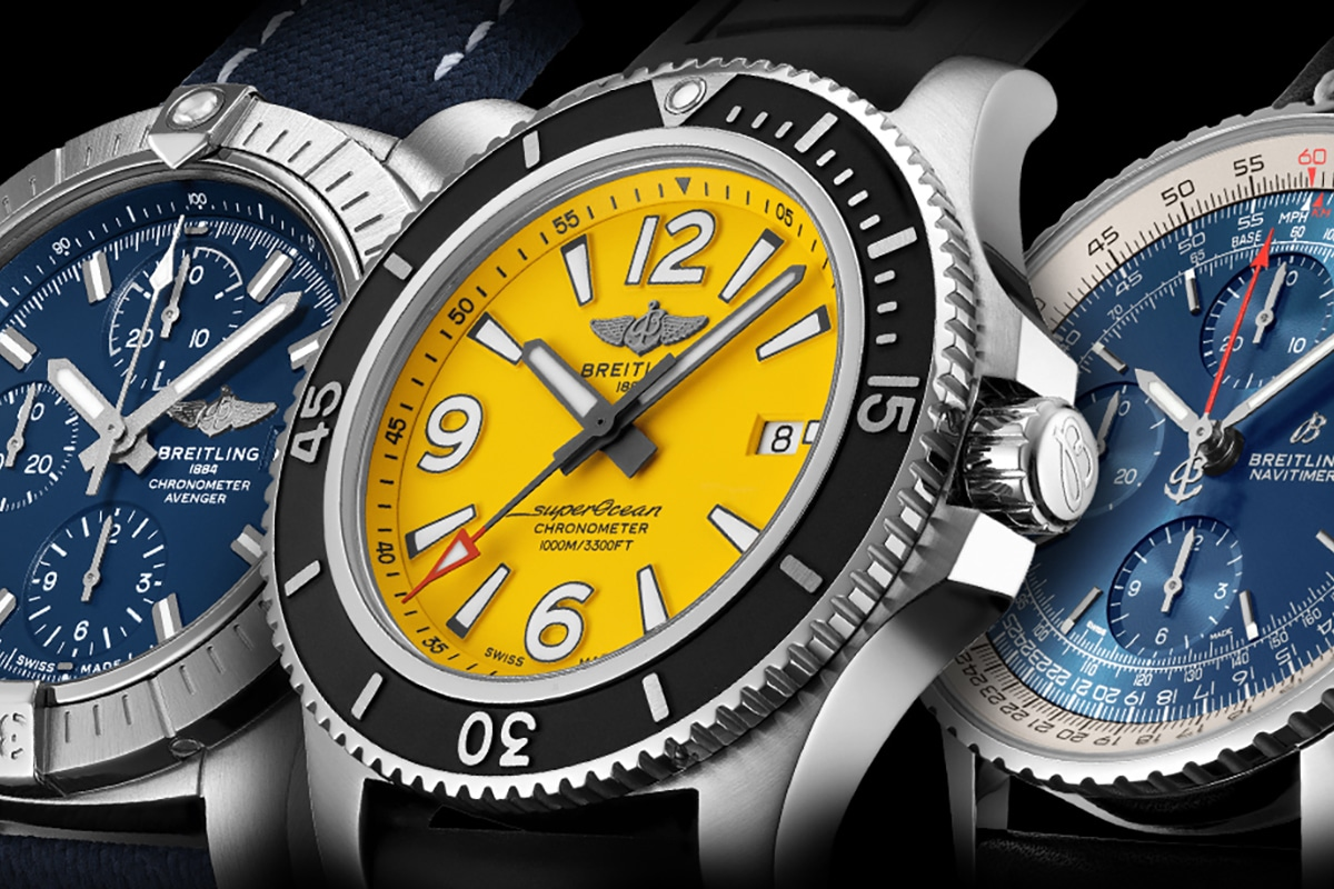 Breitling select subscription