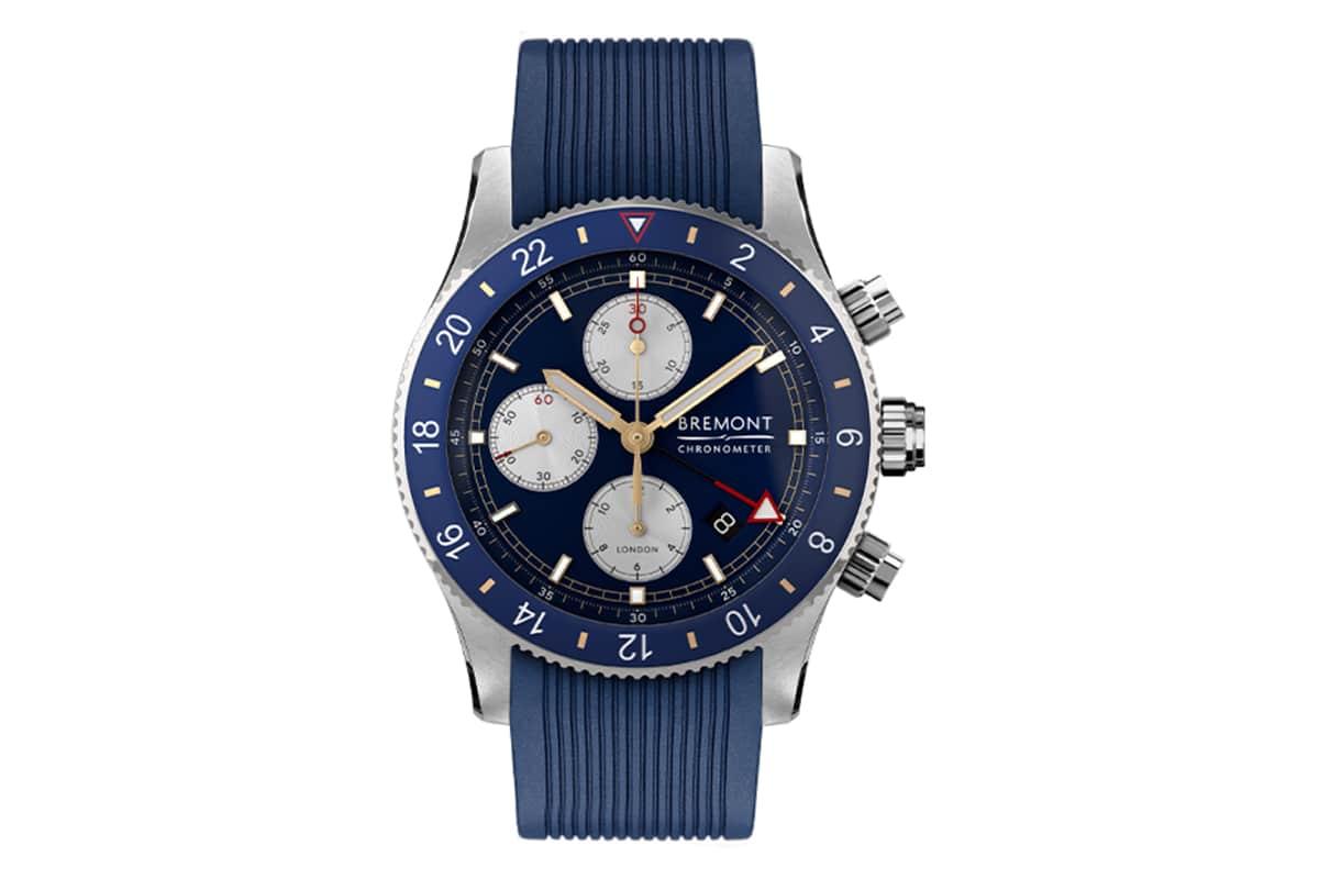 Bremont supermarine chrono 3