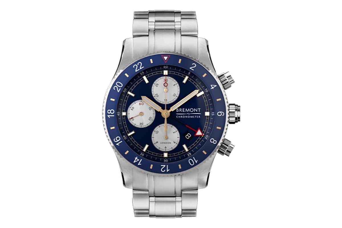 Bremont supermarine chrono 5