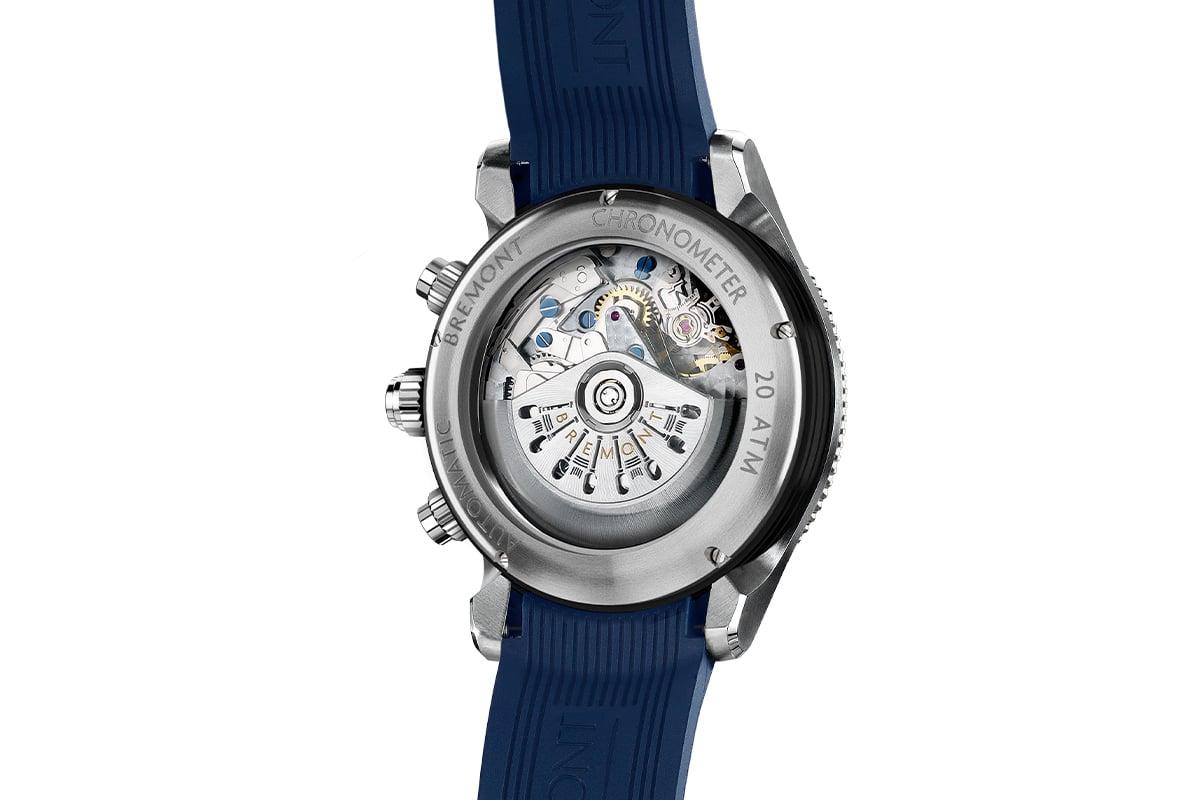 Bremont supermarine chrono 6