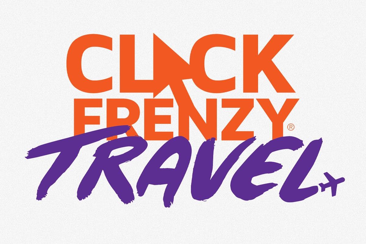 Click frenzy travel deals