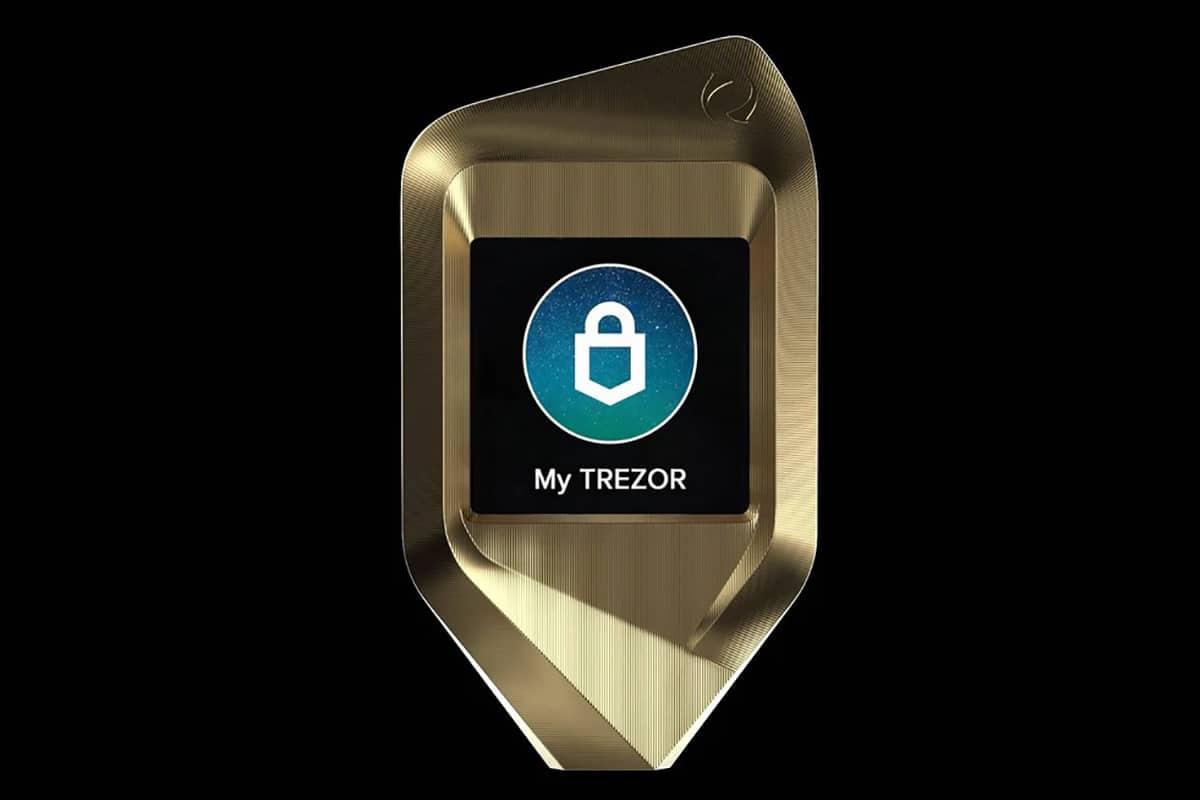 Corazon titanium crypto hardware wallet 2