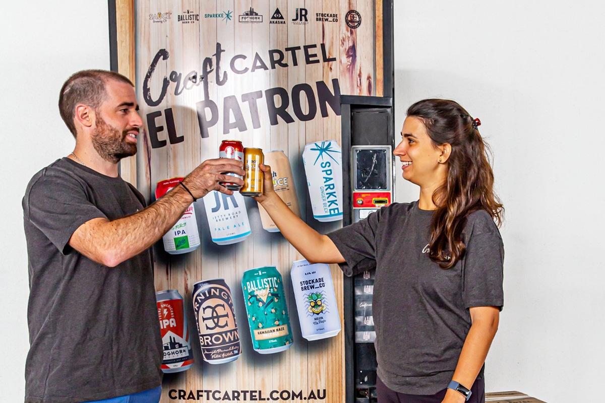 Craft cartel vending machine 4