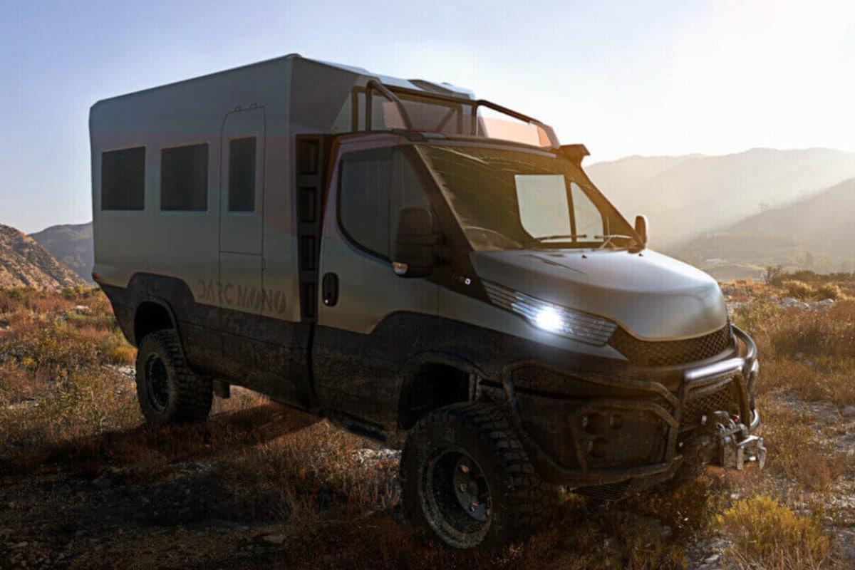 Darc mono offroad camper